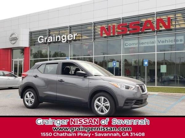 2020 Nissan Kicks in Garden City, GA