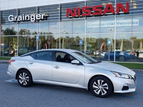 2020 Nissan Altima in Garden City, GA