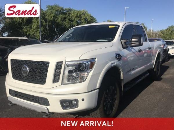 2017 Nissan Titan XD in Surprise, AZ