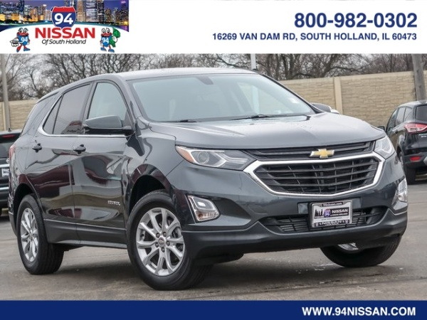 2019 Chevrolet Equinox in South Holland, IL