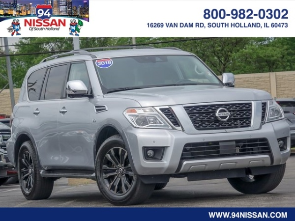 2018 Nissan Armada in South Holland, IL