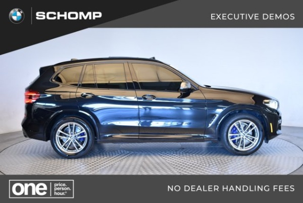 Used Bmw X3 M40i For Sale 117 Cars From 38 995 Iseecars Com