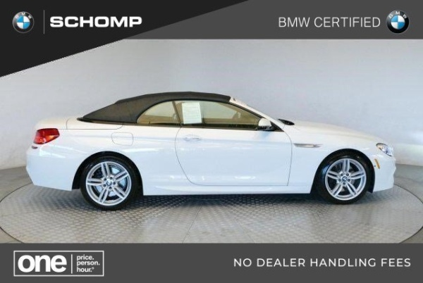 2018 BMW 6 Series in Highlands Ranch, CO