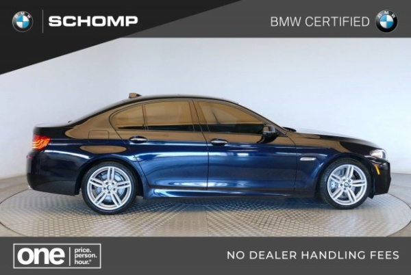 2016 BMW 5 Series in Highlands Ranch, CO