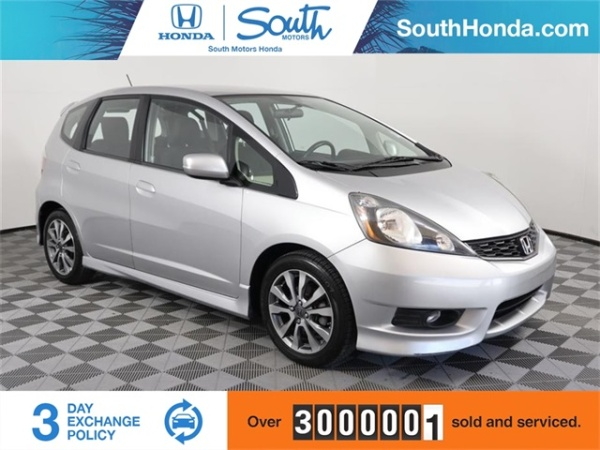 2012 Honda Fit in Miami, FL