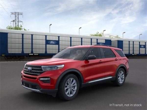2020 Ford Explorer in Norman, OK