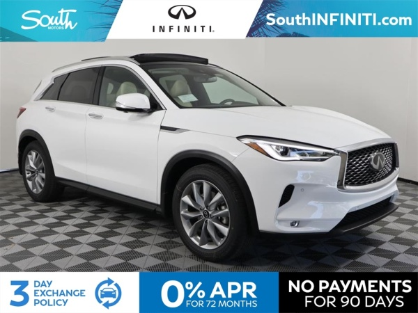 2020 INFINITI QX50 in Miami, FL