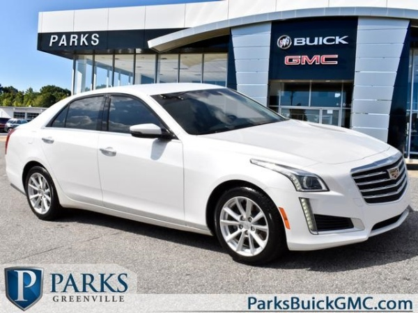 2017 Cadillac CTS in Greenville, SC