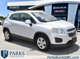Chevrolet Greenville Sc >> Used Chevrolet Traxs For Sale In Greenville Sc Truecar