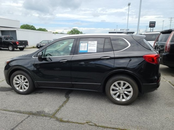 2017 Buick Envision in Greenville, SC
