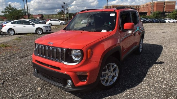 2019 Jeep Renegade in Chicago, IL