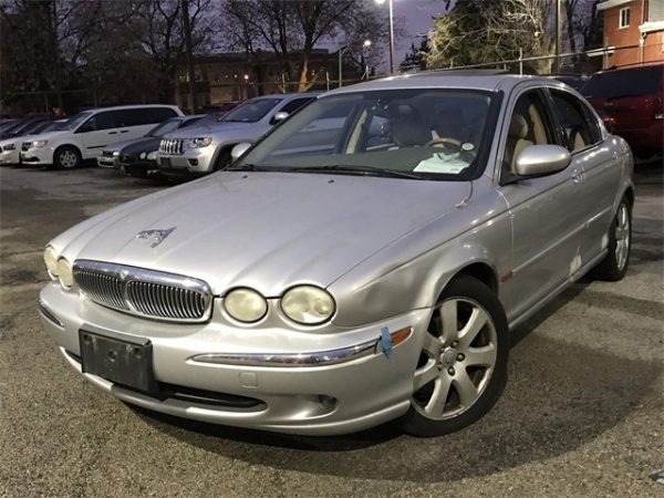 2004 Jaguar X-TYPE in Chicago, IL