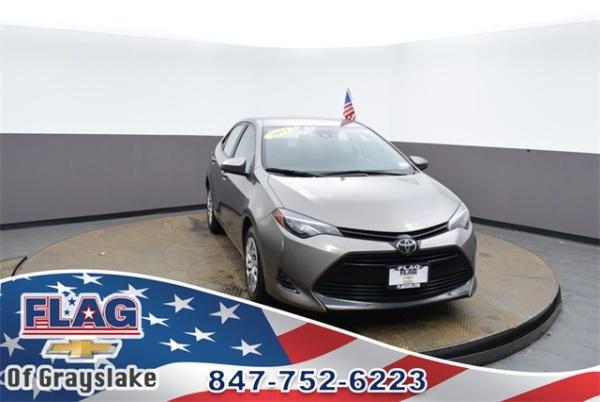 2019 Toyota Corolla in Grayslake, IL