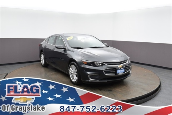 2016 Chevrolet Malibu in Grayslake, IL