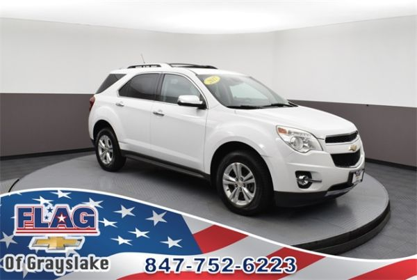 2012 Chevrolet Equinox in Grayslake, IL