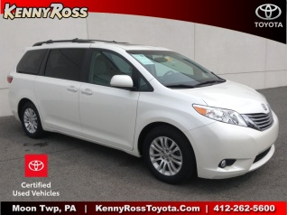 d712596fb4 2016 Toyota Sienna for Sale in Moon Township