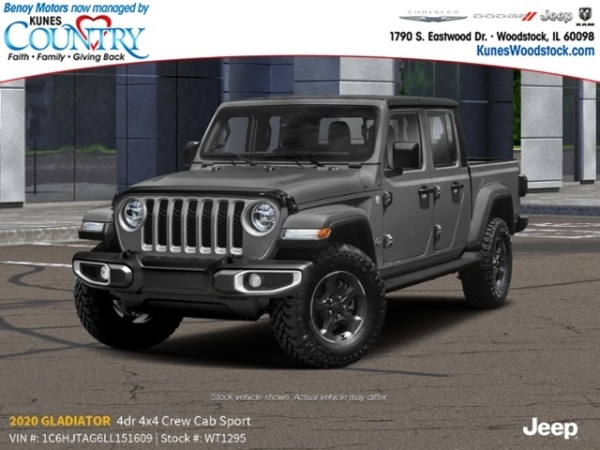 2020 Jeep Gladiator in Woodstock, IL