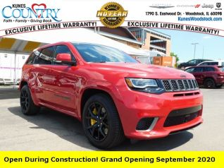 Used Jeep Grand Cherokee Trackhawk For Sale With Photos Carfax