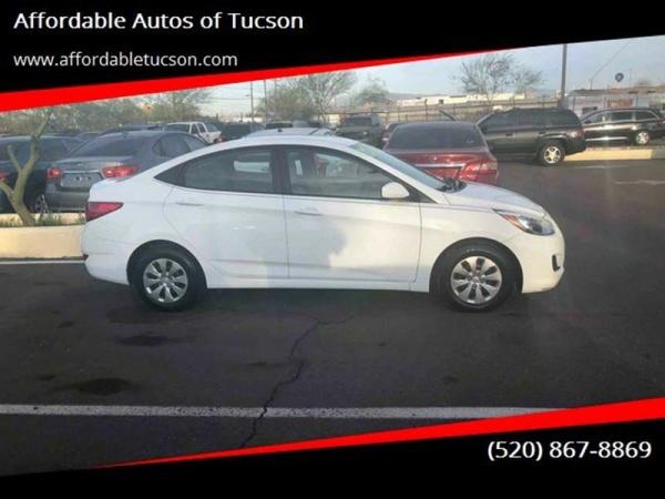 2017 Hyundai Accent in Tucson, AZ