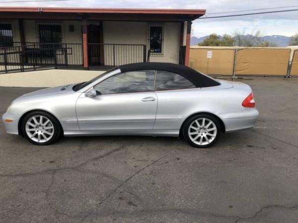 2007 Mercedes-Benz CLK in Tucson, AZ