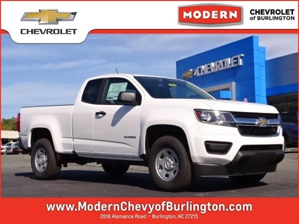 2020 Chevrolet Colorado in Burlington, NC