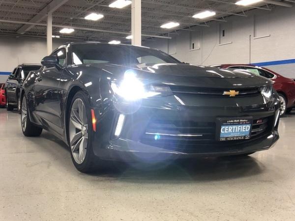 2018 Chevrolet Camaro in Lake Bluff, IL