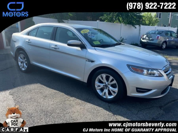 2011 Ford Taurus in Beverly, MA