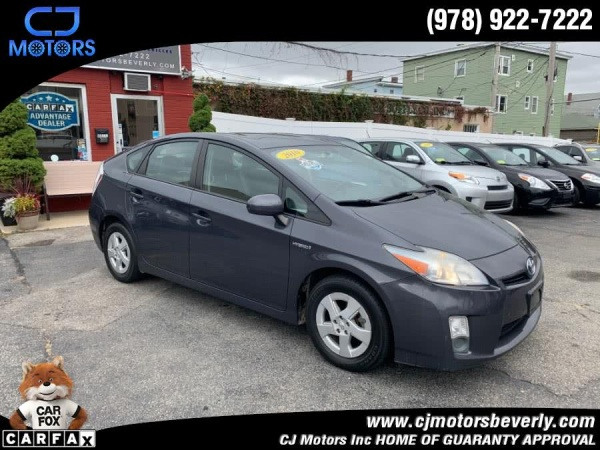 2010 Toyota Prius in Beverly, MA
