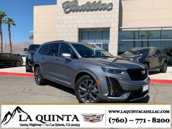 2020 Cadillac XT6 in La Quinta, CA