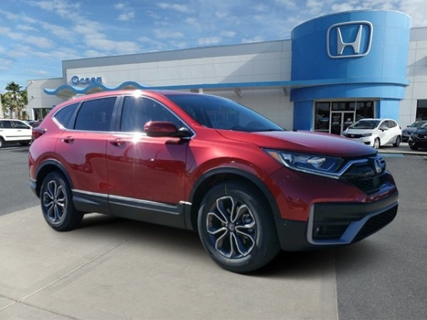 2020 Honda CR-V in Port Richey, FL