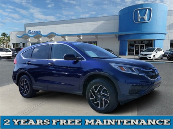 2016 Honda CR-V in Port Richey, FL