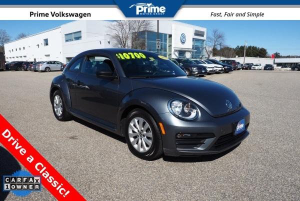 2017 Volkswagen Beetle in Saco, ME