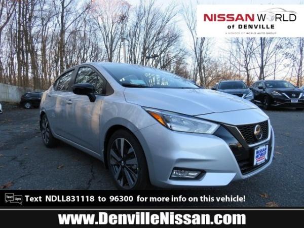 2020 Nissan Versa in Denville, NJ