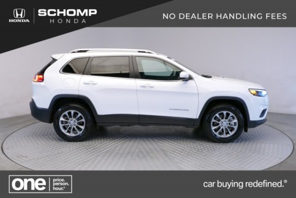 2019 Jeep Cherokee in Highlands Ranch, CO