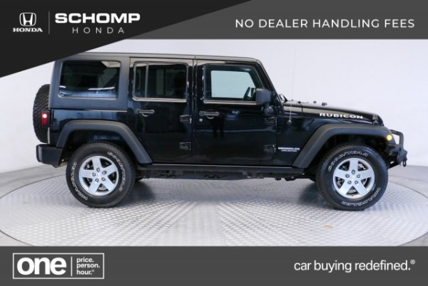 2012 Jeep Wrangler in Highlands Ranch, CO