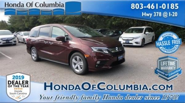 2020 Honda Odyssey in Lexington, SC