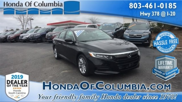 2020 Honda Accord in Lexington, SC