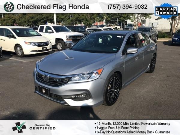 2017 Honda Accord in Norfolk, VA