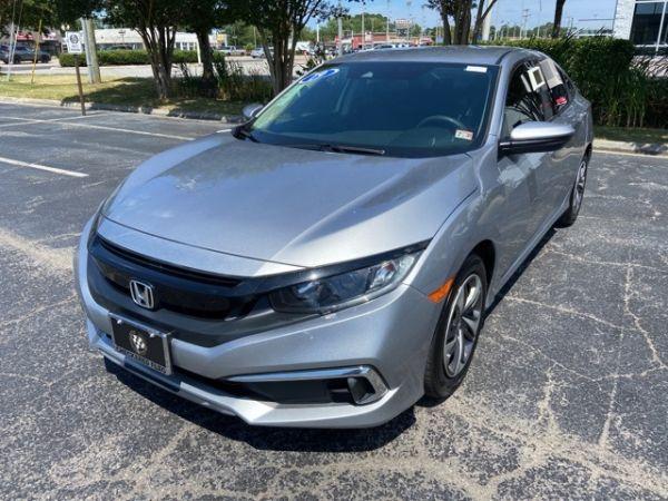 2019 Honda Civic in Norfolk, VA