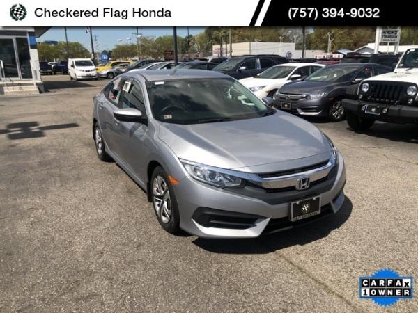2017 Honda Civic in Norfolk, VA