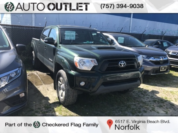 2014 Toyota Tacoma Double Cab 6.1' Bed V6 4WD Automatic