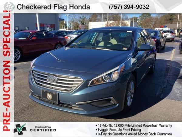 2016 Hyundai Sonata in Norfolk, VA