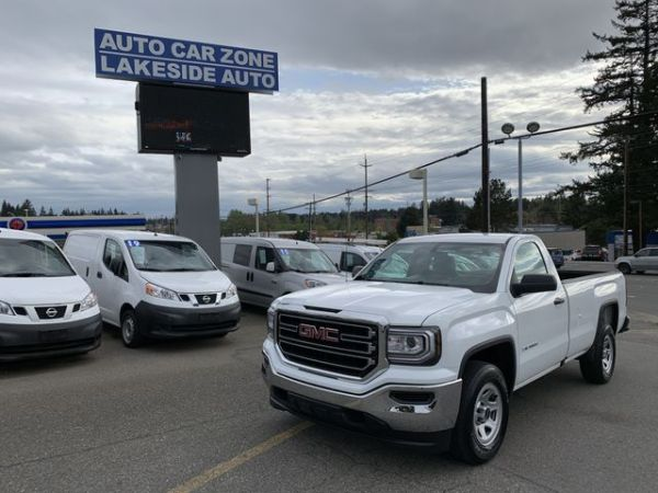 2016 GMC Sierra 1500 Base