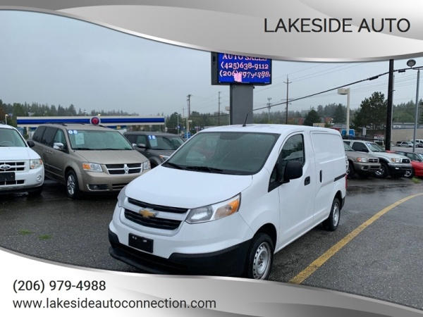 2017 Chevrolet City Express Cargo Van in Lynnwood, WA