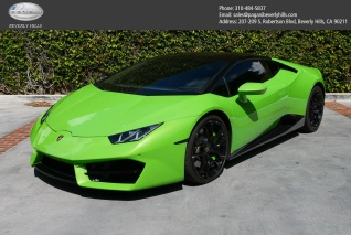 Used Lamborghini Huracan For Sale In Westlake Village Ca 4 Used
