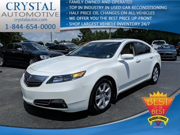 2012 Acura TL in Crystal River, FL