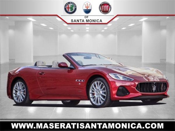 2019 Maserati GranTurismo Convertible in Santa Monica, CA