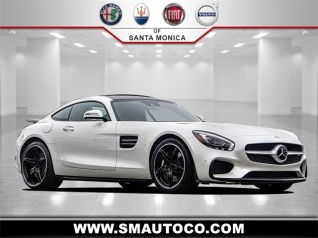 Used 2017 Mercedes Benz AMG GT AMG GT For Sale In Santa Monica, CA