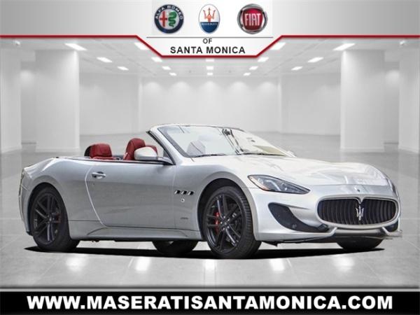 2015 Maserati GranTurismo in Santa Monica, CA