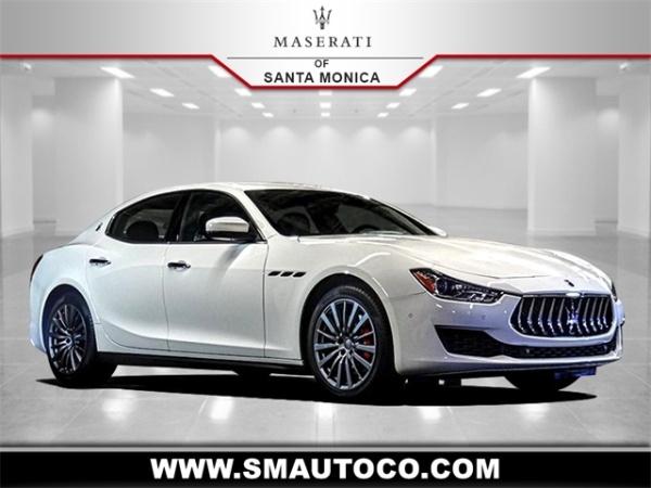2019 Maserati Ghibli Sedan RWD